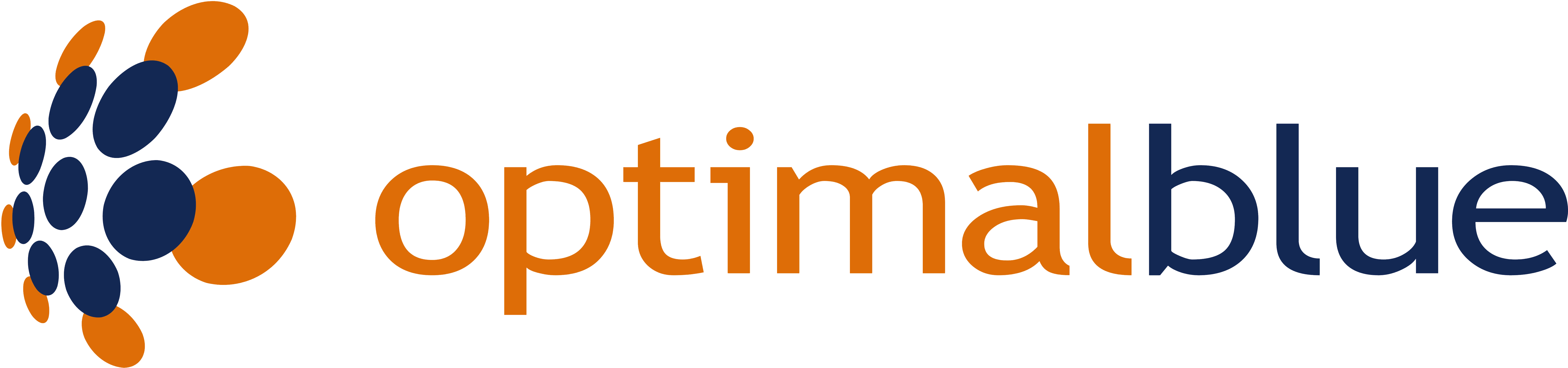 Optimal Blue Logo