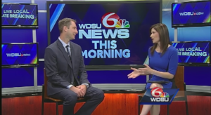 a video of Scott Finklea Mortgage Loan Originator talking with WDSU 6 about buying homes
